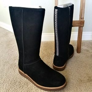 🎄🎁NEW UGG Pure Rue waterproof tall boots